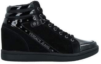 Versace (ヴェルサーチ) - VERSACE JEANS スニーカー&テニスシューズ(ハイカット)