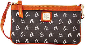 Dooney & Bourke Baltimore Orioles Large Slim Wristlet