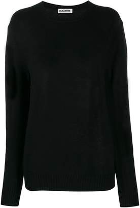 Jil Sander oversized knitted sweater