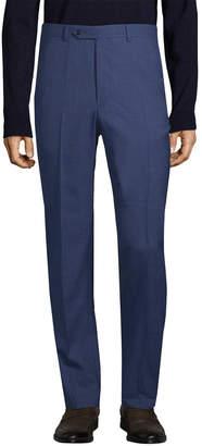 Brooks Brothers Wool Straight Leg Trouser
