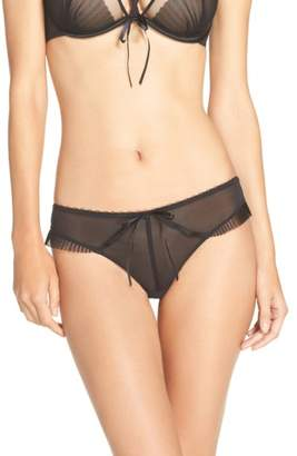 Women's Passionata By Chantelle Charmeuse Thong