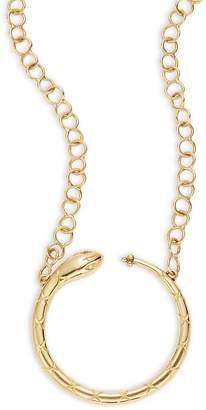 Temple St. Clair Women's Diamond & 18K Yellow Gold Pendant Necklace