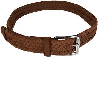 Tod's Braided Belt