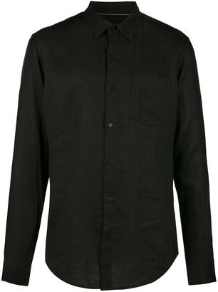 OSKLEN long sleeved linen shirt