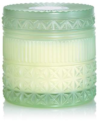 Capri Blue Volcano Muse Faceted Candle Jar