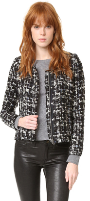 IRO Nalokie Jacket $639 thestylecure.com