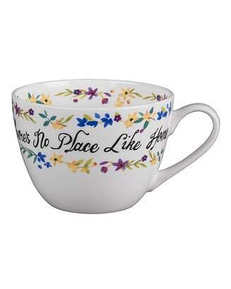 Fashion World No Place Like Home Wilmslow Mug