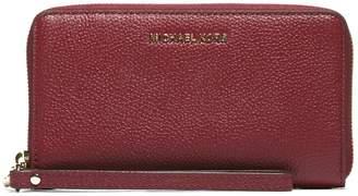 MICHAEL Michael Kors Zip Around Smartphone Wallet