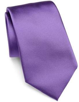 Ralph Lauren Purple Label Classic Silk Tie