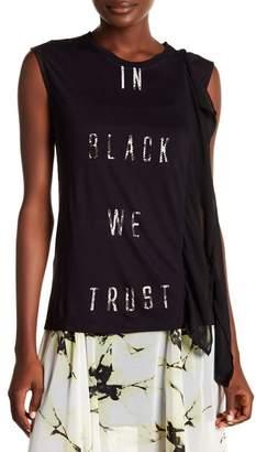 Religion Vibe In Black We Trust Tank
