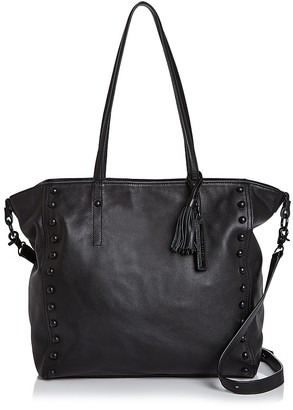 Loeffler Randall Studded Tote $475 thestylecure.com
