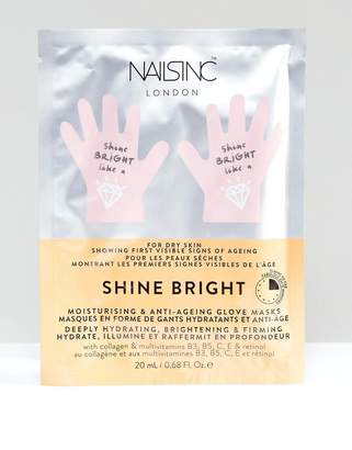 Nails Inc Shine Bright Hand Mask
