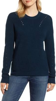 Velvet by Graham & Spencer Crewneck Sweater