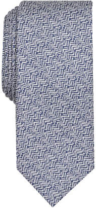 Tallia Men's Faith Slim Abstract Tie