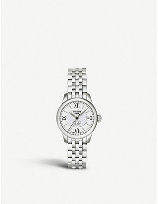 Tissot T41.1.483.33 Le Locle stainless steel watch