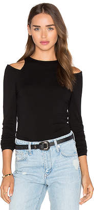 LA Made Lima Tee in Black $70 thestylecure.com