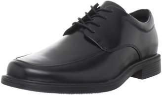 Rockport Men's Evander Moc Toe Oxford,Black