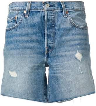 Levi's Highways denim shorts