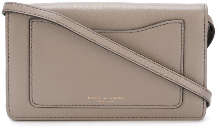 Marc JacobsMarc Jacobs 'Recruit' wallet crossbody bag