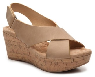 Cl By Laundry Dream Girl Wedge Sandal
