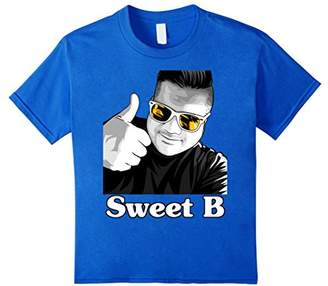 'Sweet B' Brendan Ciotta T-Shirt - Thumbs Up - Front