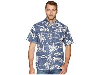 Reyn Spooner My Private Isle Classic Fit Aloha Shirt
