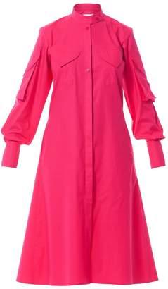 Talented - Six Pocket Dress Neon Pink