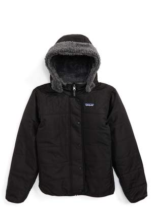 Patagonia Dream Song Water Repellent Reversible Jacket