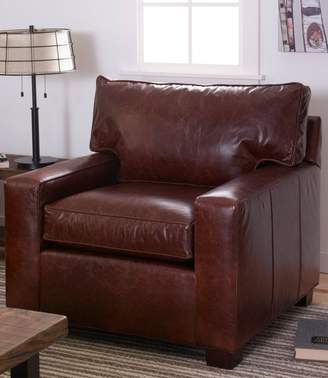 L.L. Bean L.L.Bean Portland Leather Chair