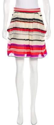 Derek Lam Wool-Blend Skirt
