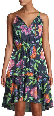 Taylor V-Neck Floral Sundress