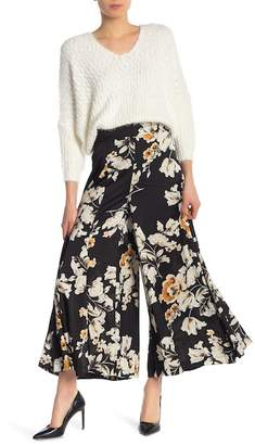 Why Dress Floral Pull-On Pants