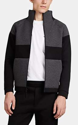 Isaora Men's Reversible Neoprene Jacket - Black