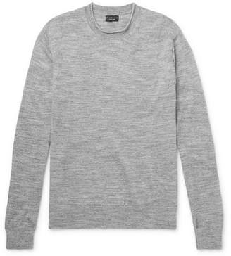 Club Monaco Donegal-Knit Sweater