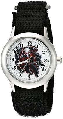 Marvel Comics Kid's W002237 Ant-Man Analog Display Quartz Watch