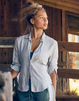 aerie Flannel Shirt
