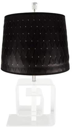 Acrylic Tamp Lamp