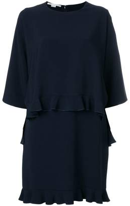 Stella McCartney ruffle trim dress