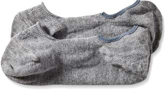 Falke Women's Step Cotton Invisible Ped Liner Sock
