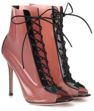 Gianvito Rossi Ree 105 ankle boots