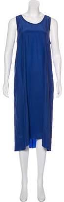 ATM Anthony Thomas Melillo Silk Midi Dress w/ Tags