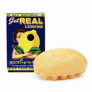 Get Real Lemon Soap