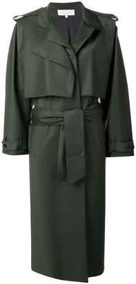 Carolina Ritzler Claude trench coat