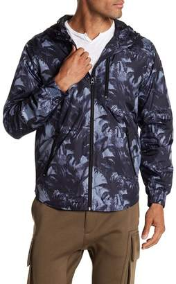 Slate & Stone Palm Tree Windbreaker Jacket