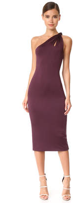 Cushnie Et Ochs One Shoulder Dress with Twisted Strap $1,495 thestylecure.com