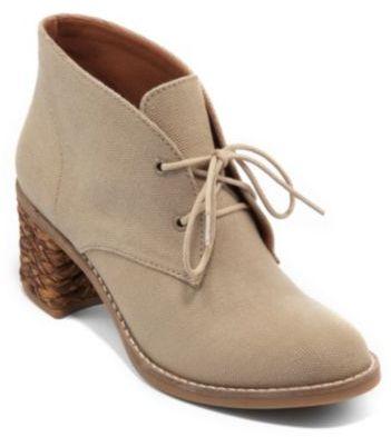 Lucky Brand Booties Hale Shoe