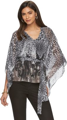Women's Jennifer Lopez Caftan Top $48 thestylecure.com