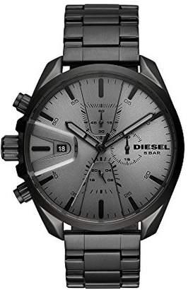 Diesel Men's 'MS9 Chrono' Quartz Stainless Steel Casual Watch