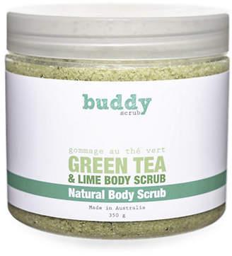 BUDDY SCRUB Green Tea and Lime Body Natural Body Scrub
