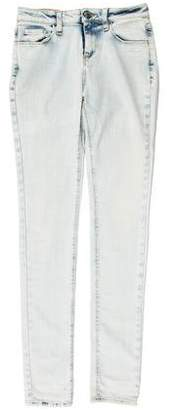 IRO Mid-Rise Light Wash Denim Pants w/ Tags